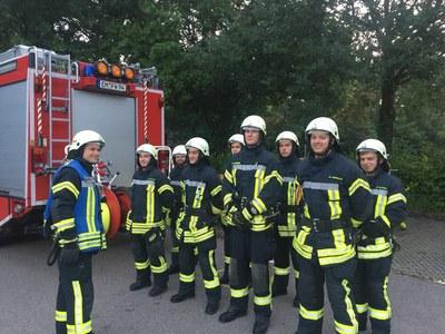 02.06.2018 Team Waldkirch Kollnau