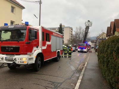 03.02.2019 unklare Rauchentwicklung Hildastraße