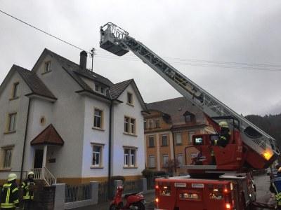 04.03.2019 Sturmschaden Kollnau 1
