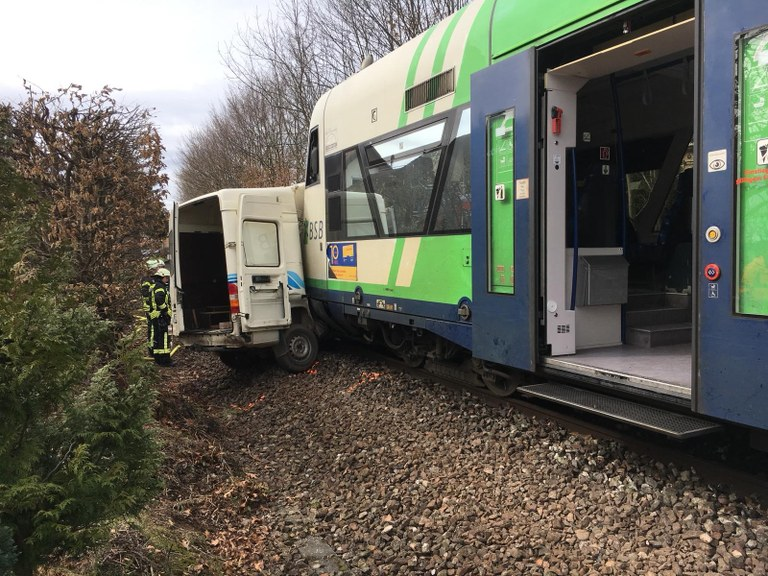 12.03.2019 VU Bahn Bannweid