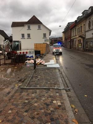 12.11.2017 Hochwasser/Unwetter 1