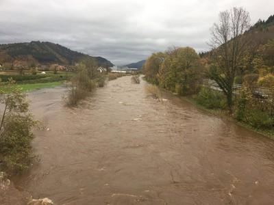 12.11.2017 Hochwasser/Unwetter 3
