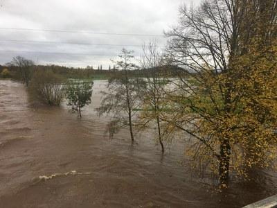 12.11.2017 Hochwasser/Unwetter 4