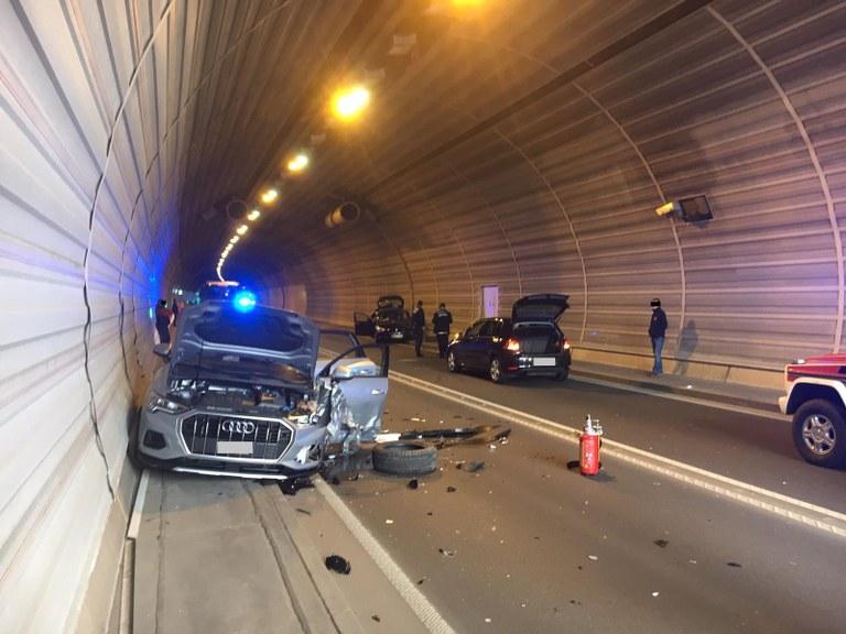13.11.2019 VU Tunnel 2