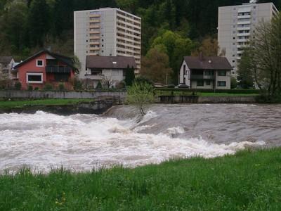 17.04.2016 Hochwasser Präventiv 2