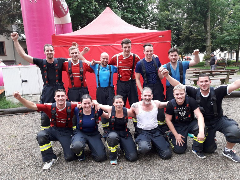 22.06.2019 Firefighter Run 2019 - 2