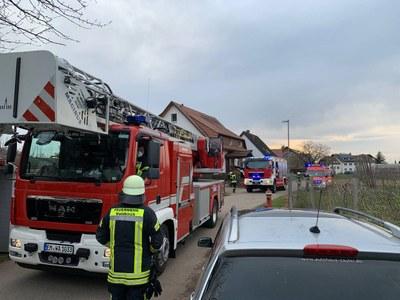 26.03.2021 Rauchmelder Fahlalarm Mühlenweg Buchholz