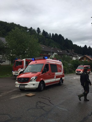 31.08.2017 Talstrasse Fehlalarm