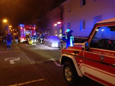 Autobrand Damenstrasse 15.12.2014