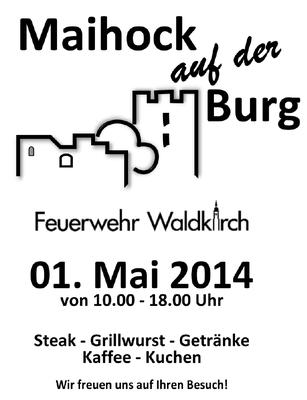 Logo Maihock 2014