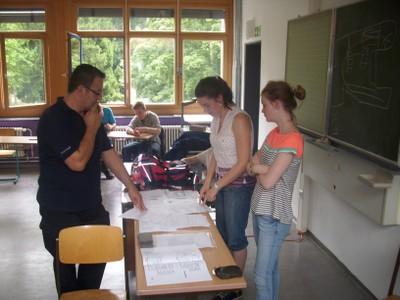 Evakuierungshelfer Geschwister Scholl Gymnasium