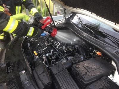 Fahrzeugbrand 16.05.2015