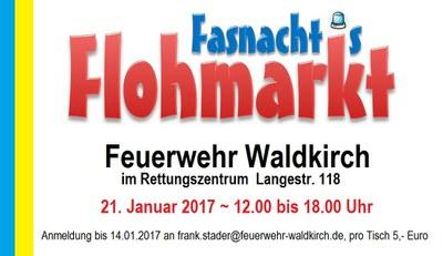 Fasnachts-Flohmarkt 2017