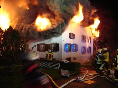 Großbrand 06.12.2014 - 3