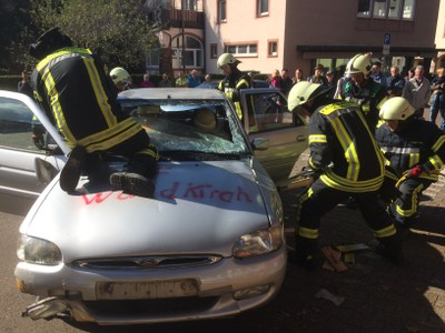 Übungsobjekt 1: Verkehrsunfall