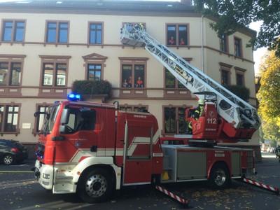Übungsobjekt 2: Gebäudebrand