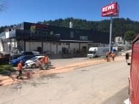 Ausgelaufene Betriebsstoffe, Mauermattenstraße