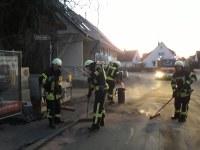 Ausgelaufene Betriebsstoffe, Schwarzwaldstraße