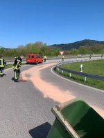 Ausgelaufene Betriebsstoffe, Stadtgebiet Waldkirch