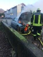 Autobrand, Buchholzer Straße