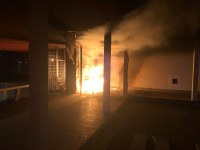 Brand am Geschwister-Scholl-Gymnasium