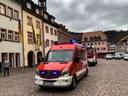 Brandmeldeanlage Rathaus Waldkirch