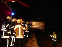 Fahrzeugbergung im Kohlenbachtal