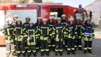 Feuerwehr Waldkirch holt Silber