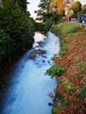 Gewässerverunreinigung Gewerbekanal Kollnau