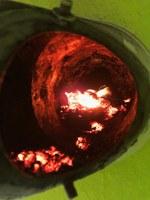 Kaminbrand, Fischermatte