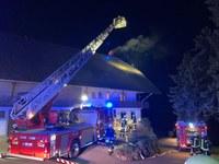 Kaminbrand, Kirchweg