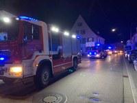Kaminbrand, Lange Straße