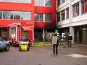 Kleinbrand am Geschwister Scholl Gymnasium