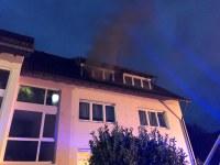 Zimmerbrand Schlößlestraße