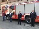 Neues Löschfahrzeug für die Abteilung Waldkirch