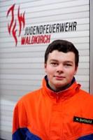 Neugewählte Landesjugendsprecher der Jugendfeuerwehr Baden-Württemberg
