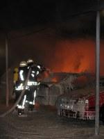 PKW Brand im Stadtteil Kollnau - Carport