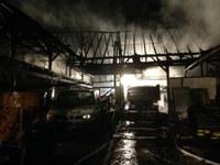 Sachstand zum Brand vom 26.01.2014