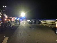 Schwerer Verkehrsunfall B294