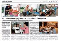 Siensbacher Feuerwehrfest