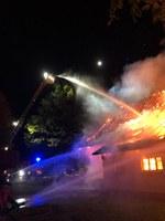 Unterstützung Freiwillige Feuerwehr Simonswald