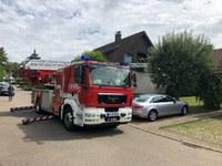 Unterstützung Rettungsdienst, Niederfeld