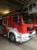 Unterstützung Rettungsdienst in der August-Faller-Straße