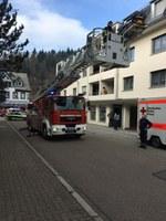 Unterstützung Rettungsdienst, Bismarckstraße
