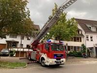 Unterstützung Rettungsdienst, Friedhofstraße