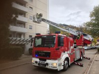 Unterstützung Rettungsdienst, Ignaz-Bruder-Straße