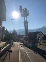 Unterstützung Rettungsdienst, Waldstraße