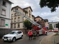 Unterstützung Rettungsdienst, Werkheimstraße