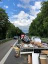 Verkehrsunfall, B294