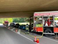 Verkehrsunfall L186